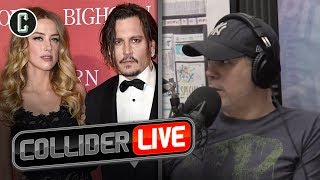 Breaking Down This Amber Heard/Johnny Depp Situation