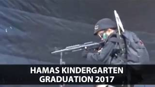 WATCH: A kindergarten graduation in Gaza, 2017