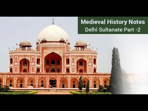 MEDIEVAL INDIA HISTORY WHOLE PART IN 45 MIN # ONLINE EDUCATION DEGREE #