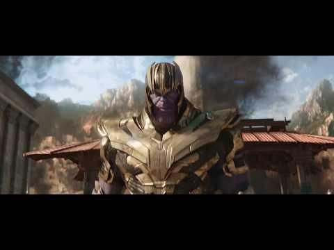 Aaa dekhe jara kisame kitana hai dam - Marvel Avengers  infinity war version