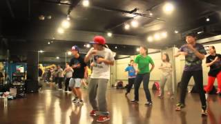 Bonita Lovett aka Bgirl Bonita Teaching Reel