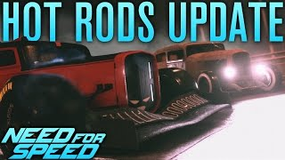 Need for Speed 2015 Nissan Skyline R34 GT R Drag Racing Online Gameplay Hot Rods Update