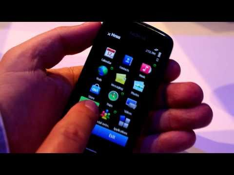 A hands-on experience with the new Nokia C6-01