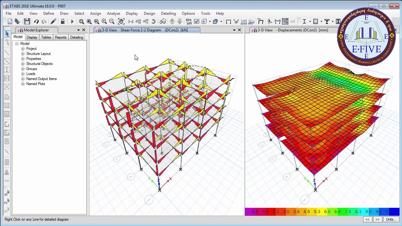 Etabs 2016 Design Of Reinforced Concrete Building 2  2