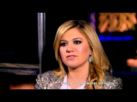 KELLY CLARKSON INTERVIEW