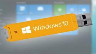 загрузочная флешка с Windows 10, 8, 7 32 64 UEFI