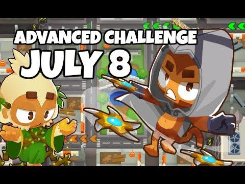 BTD6 Advanced Challenge - Let&39;s Try To Not Go Bankrupt - July 8 2019