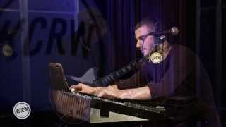 "Darkside performing ""Paper Trails"" Live on KCRW"