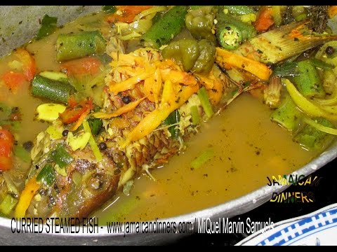 Jamaican steamed fish buzzpls com for Jamaican steam fish
