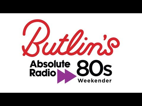 Butlins Absolute 80's 2017