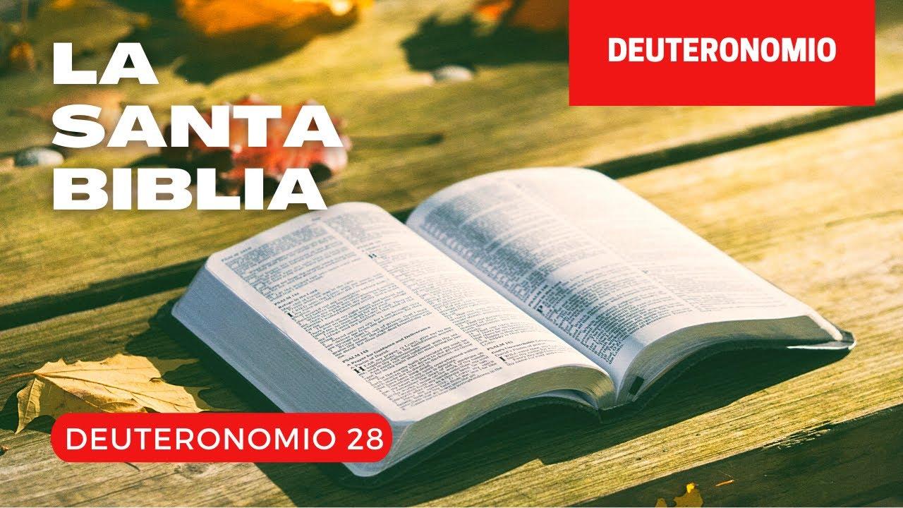DEUTERONOMIO 28 (DÍA 60)LA SANTA BIBLIA || Biblia hablada ||