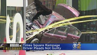 Times Square Crash Suspect Richard Rojas In Court
