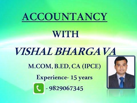 Introduction to Partnership Accounts [Guarantee of minimum profit ] #Part 12