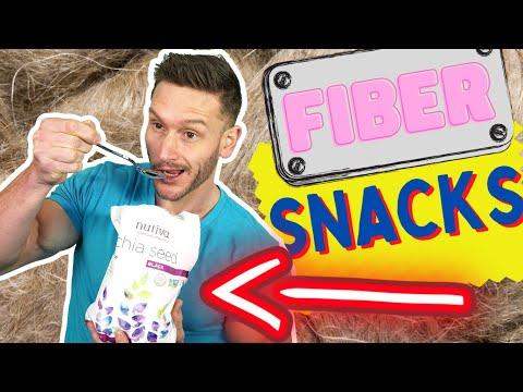 Eat These High Fiber Keto Snacks for Huge Benefits