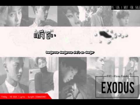 [THAISUB] EXO - EXODUS