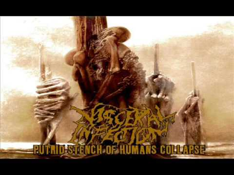 Visceral Infection - Putrid Stench Of Humans Collapse (Demo) (2008) (FULL)