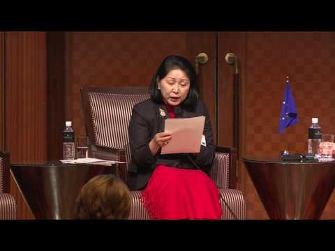 【12 December 2016/EU High Level Conference Economic Empowerment of Women】 Panel session 2