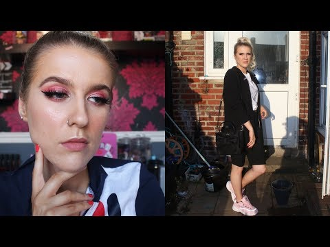 FULL GLAM GRWM HAIR, MAKEUP AND OUTFIT (She Loves Alot Of Makeup) thumbnail