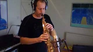 All Blues on Soprano Sax