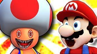 Die WAHRHEIT der TOADS 😱 [Creepy] Mario Theorie
