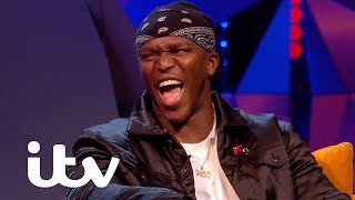 KSI Discusses His Fight With Logan Paul & New Song With Craig David | The Jonathan Ross Show