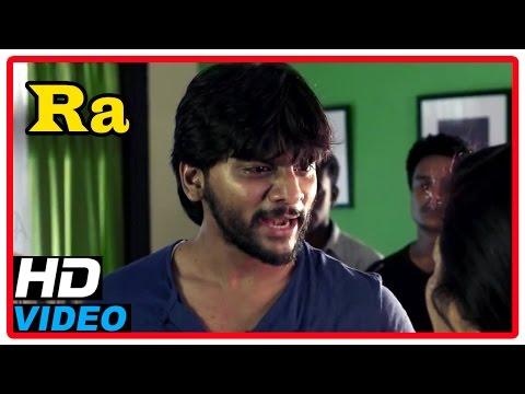 Ra Tamil Movie | Scenes | Ashraf Feels Bad About Aditi Chengappa's Death