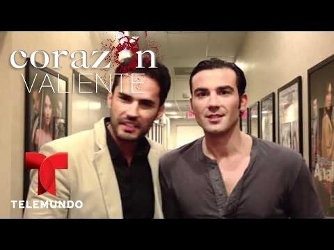 Corazón Valiente | Fabian Ríos y José Luis Reséndez | Telemundo