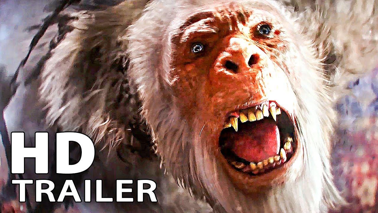 GOOSEBUMPS 2: HAUNTED HALLOWEEN Trailer (2018)