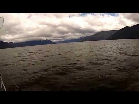 Cloudfoiling Patagonia Jan 2014