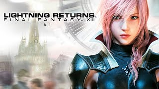 Lightning Returns: Final Fantasy XIII Part 1 - TRON PARTY! - The Last Level
