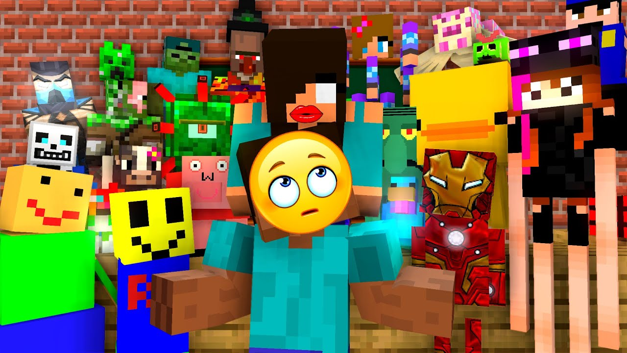 Download Monster School : BREWING All Monsters - Minecraft Animation