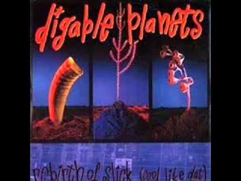 Digable Planets - Cool like dat (instrumental)