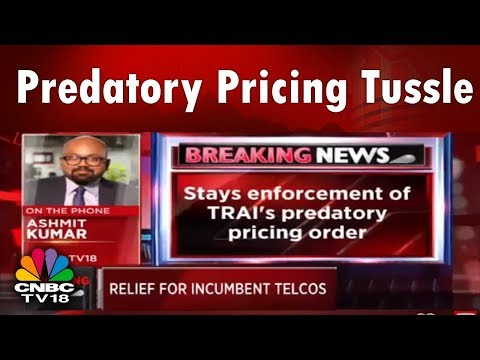 Breaking News | TRAI vs Airtel, Idea: TDSAT Stays Predatory Pricing Order