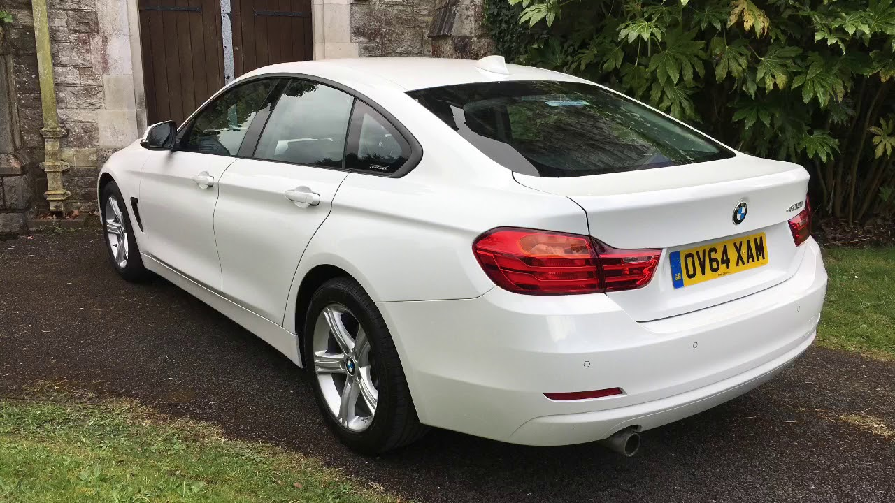 2014 64 BMW 4 SERIES GRAN COUPE 2.0 420i SE 5DR COUPE ...