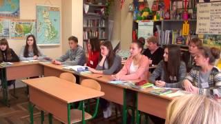 5 школа, відкритий урок англійської мови, вч, Лялюк Т В