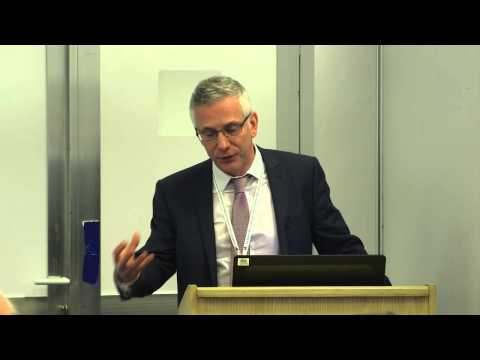 UK Investor Show 2014 video - Michael Laurier of Symphony Environmental