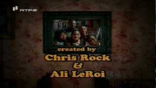 Everybody Hates Chris Intro - Genérico de Todos Contra o Chris (Season 2 - Temporada 2)
