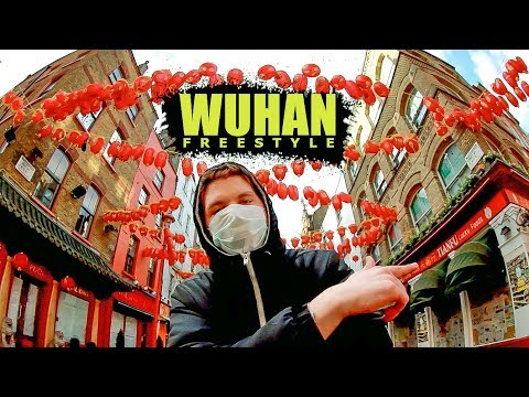 Tafel JTS - WUHAN Freestyle 2020 (prod. StreetSound) 👻 London GhostTown Video