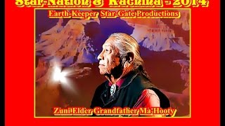 Earth-Keeper 2014 Presents Zuni Elder Grandfather Ma