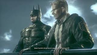 Batman: Arkham Knight - Gameplay Walkthrough Part 1 - Batmobile, Scarecrow, and Poison Ivy