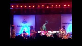 Live show baby naznin  Kal Sara Raat Chilo