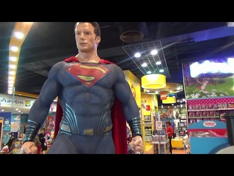 ☞Kids Playing with Toys-Superman Toys Spiderman Toys Batman Toys-YOU would like it-Games for Babies✓ - 동영상