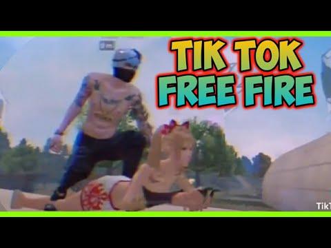 FREE FIRE FUNNY MOMENTS / FREE FIRE TIK-TOK / ФРИ ФАЕР ТИК ТОК / FREE FIRE BRAZIL #3