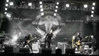 Dino Jelusic - Burn/Stormbringer (Live)