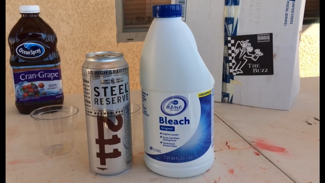 What Will Happen If You Mix Beer And Bleach