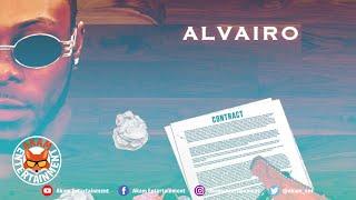 Alvairo - Contract [Audio Visualizer]