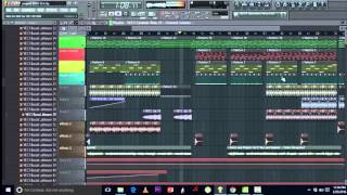 Avicii and Project 46 ft You and Daphne Crime FL Studio Remix with FLP