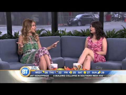 Katie Boland talks Gerontophilia