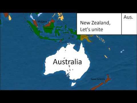 Alternate Future Of Oceania