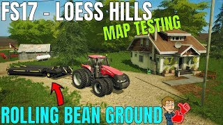 FS17 - Loess Hills - Rolling Beans with the Magnum